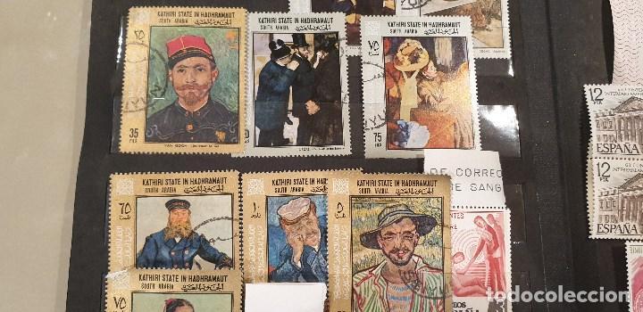 Sellos: Sellos, Antigua colección de sellos, Filatelia, Sellos Nacionales e Internacionales - Foto 60 - 169916668