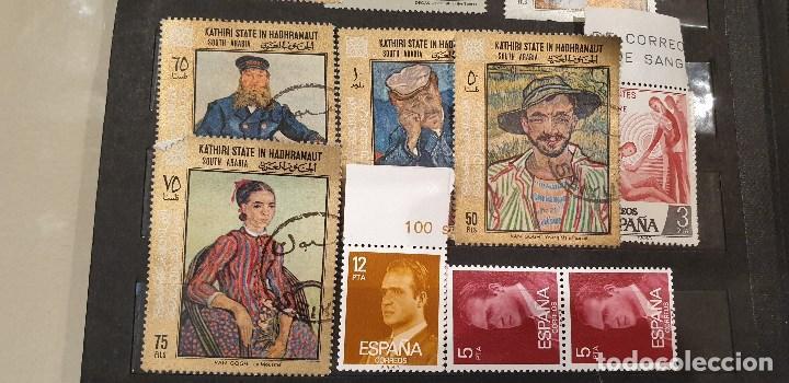 Sellos: Sellos, Antigua colección de sellos, Filatelia, Sellos Nacionales e Internacionales - Foto 61 - 169916668