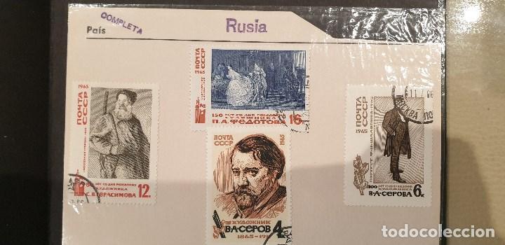 Sellos: Sellos, Antigua colección de sellos, Filatelia, Sellos Nacionales e Internacionales - Foto 69 - 169916668
