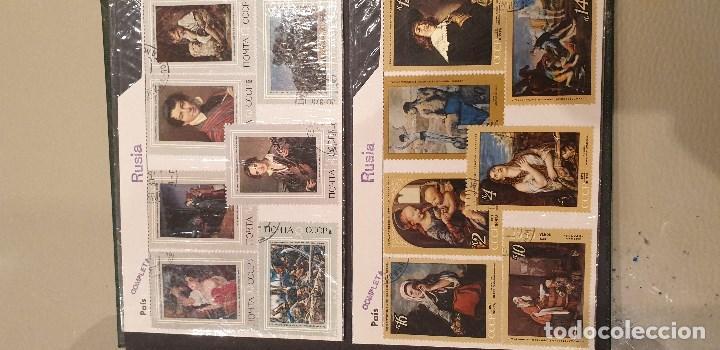 Sellos: Sellos, Antigua colección de sellos, Filatelia, Sellos Nacionales e Internacionales - Foto 70 - 169916668