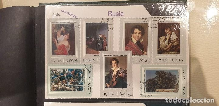 Sellos: Sellos, Antigua colección de sellos, Filatelia, Sellos Nacionales e Internacionales - Foto 71 - 169916668