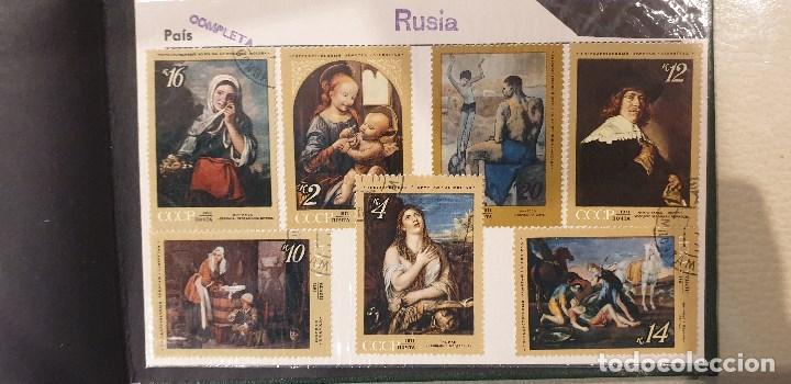 Sellos: Sellos, Antigua colección de sellos, Filatelia, Sellos Nacionales e Internacionales - Foto 72 - 169916668