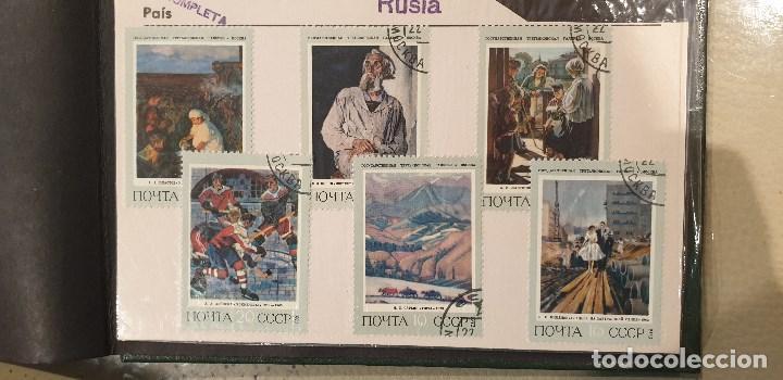 Sellos: Sellos, Antigua colección de sellos, Filatelia, Sellos Nacionales e Internacionales - Foto 75 - 169916668