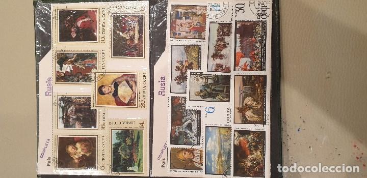 Sellos: Sellos, Antigua colección de sellos, Filatelia, Sellos Nacionales e Internacionales - Foto 76 - 169916668