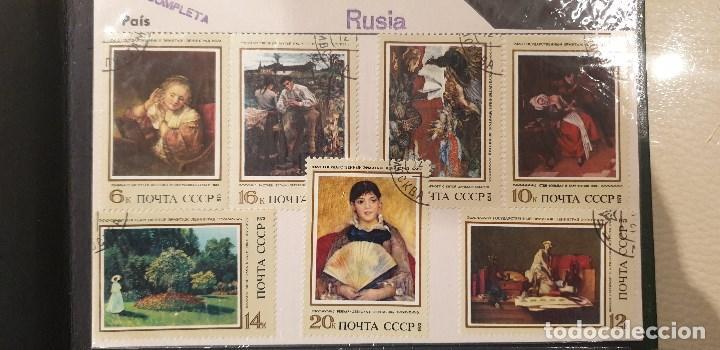 Sellos: Sellos, Antigua colección de sellos, Filatelia, Sellos Nacionales e Internacionales - Foto 77 - 169916668