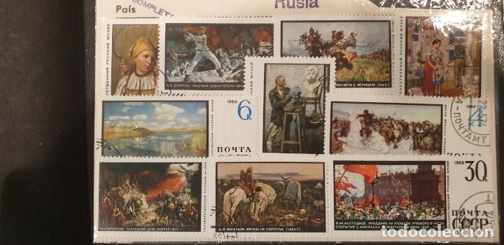 Sellos: Sellos, Antigua colección de sellos, Filatelia, Sellos Nacionales e Internacionales - Foto 78 - 169916668