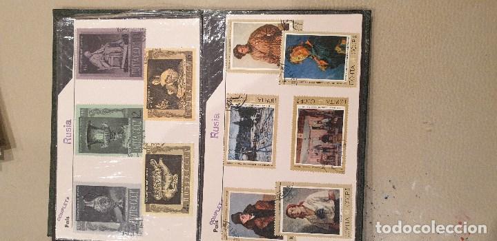 Sellos: Sellos, Antigua colección de sellos, Filatelia, Sellos Nacionales e Internacionales - Foto 79 - 169916668