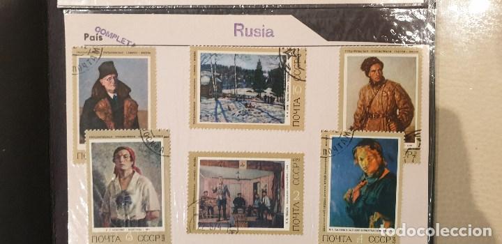 Sellos: Sellos, Antigua colección de sellos, Filatelia, Sellos Nacionales e Internacionales - Foto 81 - 169916668