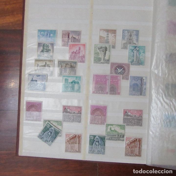 Sellos: Album coleccion de sellos filatelia - Foto 5 - 170201732