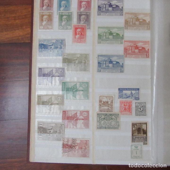 Sellos: Album coleccion de sellos filatelia - Foto 7 - 170201732