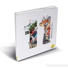 Sellos: LIBROS FILATÉLICO ESPAÑA Y ANDORRA 2011. Lote 172726359