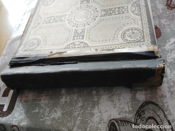 Sellos: album de sellos extranjero muy antiguo y escaso- hojas muchos paises desde finales de años 1800 - Foto 3 - 172783432