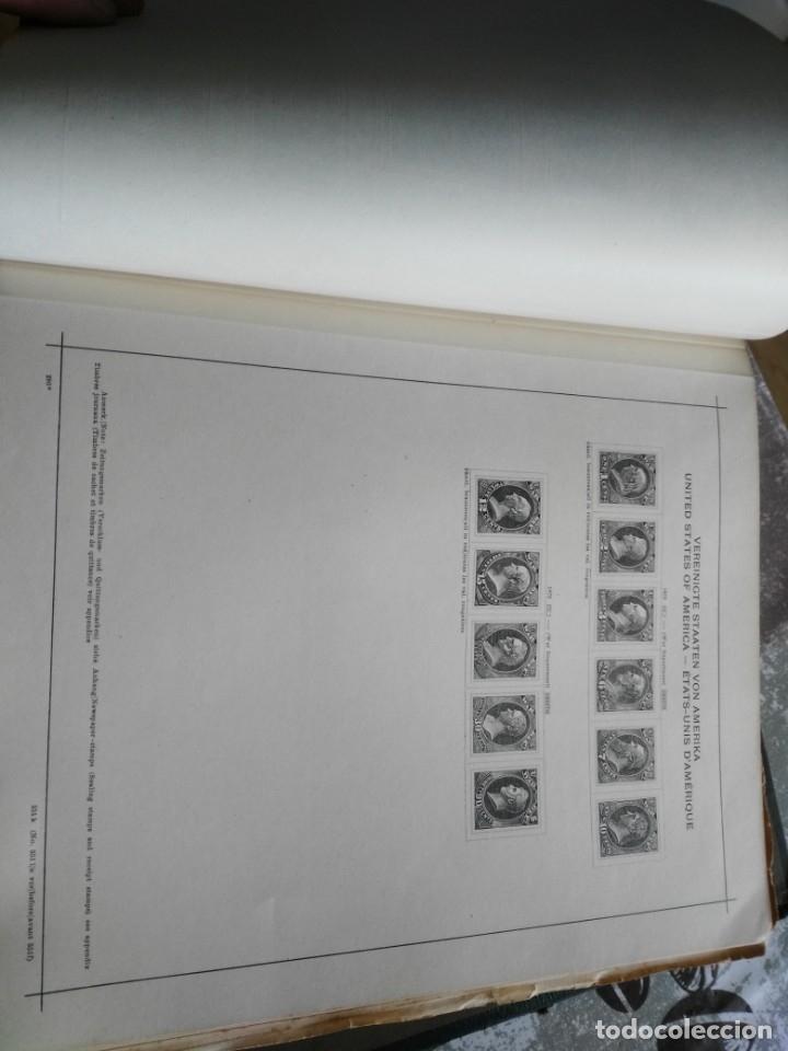 Sellos: album de sellos extranjero muy antiguo y escaso- hojas muchos paises desde finales de años 1800 - Foto 7 - 172783432