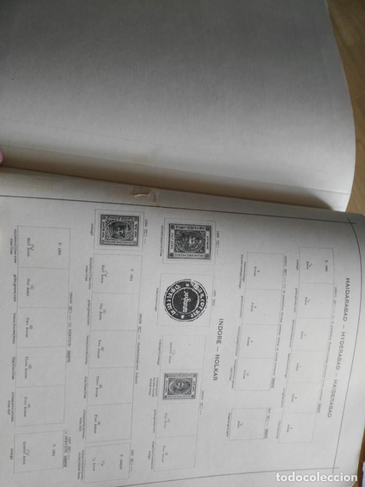 Sellos: album de sellos extranjero muy antiguo y escaso- hojas muchos paises desde finales de años 1800 - Foto 12 - 172783432