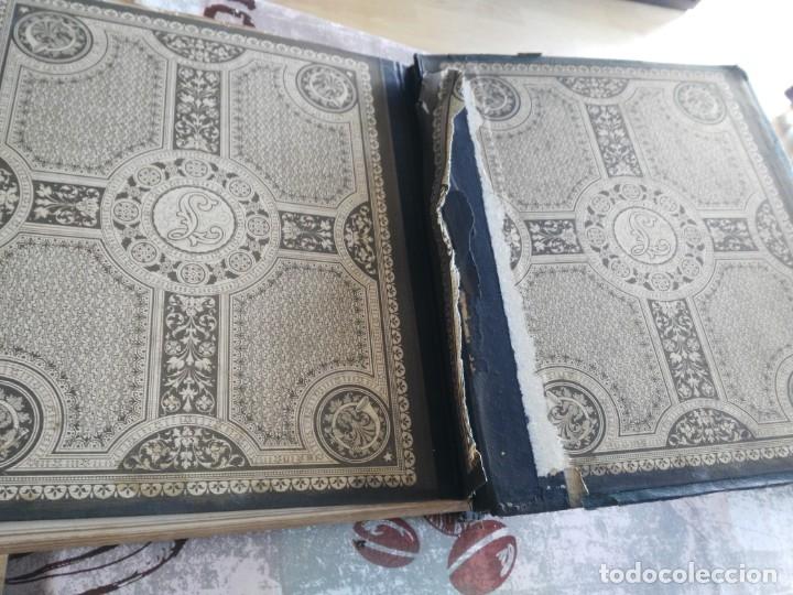 Sellos: album de sellos extranjero muy antiguo y escaso- hojas muchos paises desde finales de años 1800 - Foto 13 - 172783432