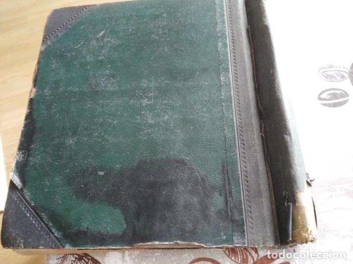 Sellos: album de sellos extranjero muy antiguo y escaso- hojas muchos paises desde finales de años 1800 - Foto 14 - 172783432