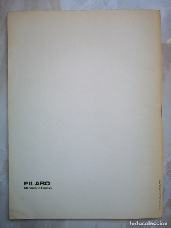 Sellos: ALBUM SELLOS PARA COLECCIONES FILABO BARCELONA (SPAIN) - ENVÍO CERTIFICADO 4,99 - Foto 2 - 177883504