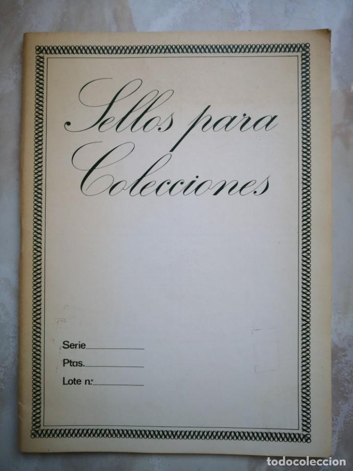 ALBUM SELLOS PARA COLECCIONES FILABO BARCELONA (SPAIN) - ENVÍO CERTIFICADO 4,99 (Sellos - Material Filatélico - Álbumes de Sellos)