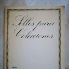 Sellos: ALBUM SELLOS PARA COLECCIONES FILABO BARCELONA (SPAIN) - ENVÍO CERTIFICADO 4,99. Lote 177883504