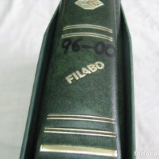 Sellos: ÁLBUM DE SELLOS FILABO ESPAÑA 1996 -2000 CON 67 HOJAS EDIFIL. Lote 177982630