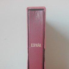 Sellos: ÁLBUM EDIFIL ESPAÑA PRIMER CENT.AÑOS 70-INCLUYE HOJAS Y SELLOS NUEVOS-AÑOS 1965-1980 Y PLAN SUR VAL.. Lote 180225416