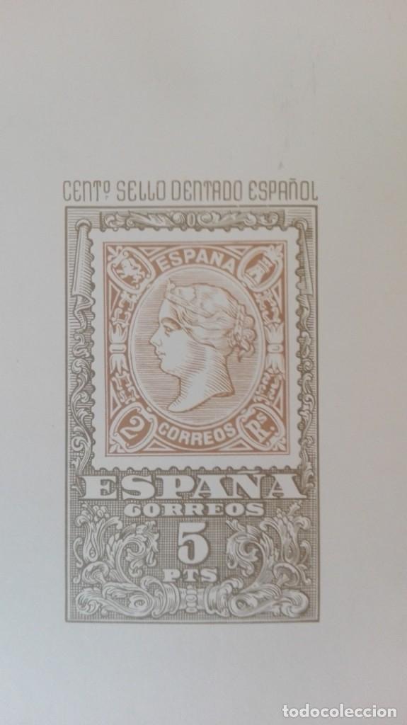 Sellos: ÁLBUM EDIFIL ESPAÑA PRIMER CENT.AÑOS 70-INCLUYE HOJAS Y SELLOS NUEVOS-AÑOS 1965-1980 Y PLAN SUR VAL. - Foto 6 - 180225416
