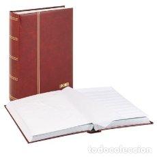 Sellos: CLASIFICADOR, HOJAS BLANCAS. 60 PÁGINAS. A4. 22.5X30.5. EXTRA.. Lote 222038156