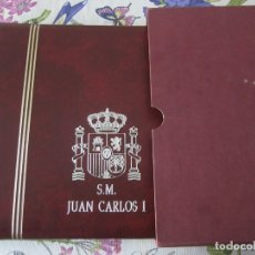 Sellos: ALBUM DE SELLOS JUAN CARLOS I. Lote 181743582