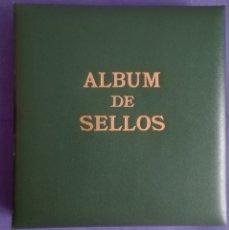 Sellos: ÁLBUM SELLOS R. OLEGARIO. Lote 181959792
