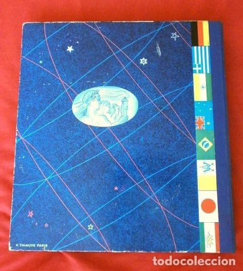 Sellos: CURIOSO ALBUM DE SELLOS FRANCES (AÑOS 60) LE GLOBE - SELLOS DE FINAL S. XIX a Años 60 - H. Thiaude - Foto 3 - 182215288