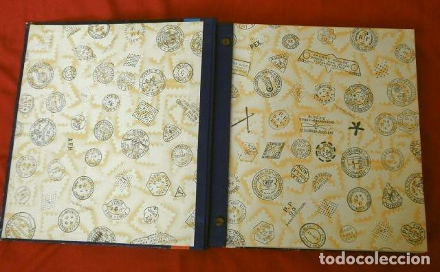 Sellos: CURIOSO ALBUM DE SELLOS FRANCES (AÑOS 60) LE GLOBE - SELLOS DE FINAL S. XIX a Años 60 - H. Thiaude - Foto 4 - 182215288