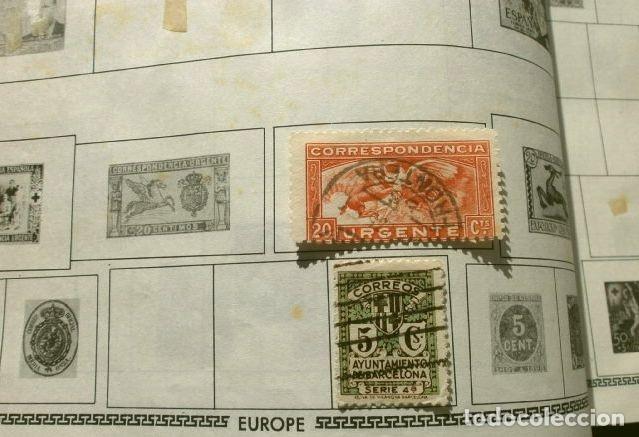 Sellos: CURIOSO ALBUM DE SELLOS FRANCES (AÑOS 60) LE GLOBE - SELLOS DE FINAL S. XIX a Años 60 - H. Thiaude - Foto 14 - 182215288
