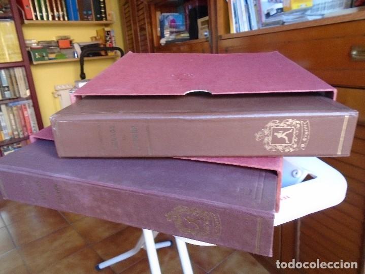 Sellos: IMPORTANTE LOTE DE 2 ALBUMES PARA SELLOS MARCA A.OLEGARIO CON HOJAS. LEER INFORMACION - Foto 3 - 182848117