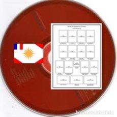 Sellos: ALAOUITES 1925-1929 (DIGITAL) PÁGINAS DE ÁLBUM DE SELLOS. Lote 183480440