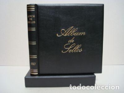Sellos: Albumes Sellos BEUMER (BBB). 15 Anillas. GAMA COLORES. - Foto 2 - 186593270