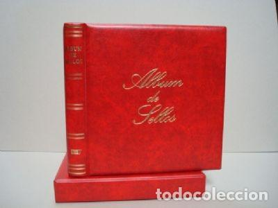 Sellos: Albumes Sellos BEUMER (BBB). 15 Anillas. GAMA COLORES. - Foto 3 - 186593270