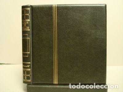 Sellos: Albumes Sellos CREAFIL. 15 Anillas. GAMA DE COLORES. - Foto 2 - 187537500