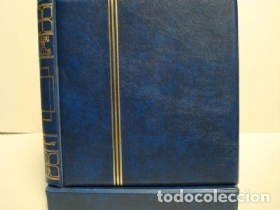 Sellos: Albumes Sellos CREAFIL. 15 Anillas. GAMA DE COLORES. - Foto 3 - 187537500