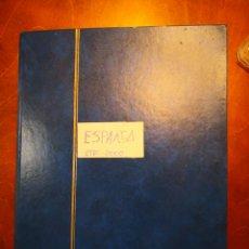 Sellos: ALBUM SELLOS 16 HOJAS. Lote 190511101