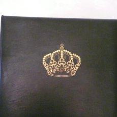 Sellos: 1 ALBUM DE SELLOS ESPAÑA AÑO 1976--1983 MONTADO VOSGOS 65 PAGINAS EN COLOR LOTE 1 SIN SELLOS. Lote 191597018