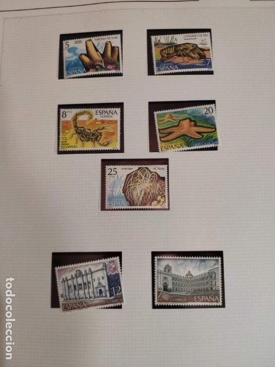 Sellos: Álbum de sellos FILABO 15 anillas con algun sello y 30 hojas en blanco - Foto 4 - 194270910