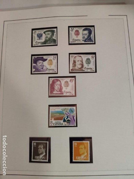 Sellos: Álbum de sellos FILABO 15 anillas con algun sello y 30 hojas en blanco - Foto 6 - 194270910