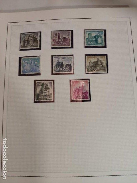 Sellos: Álbum de sellos FILABO 15 anillas con algun sello y 30 hojas en blanco - Foto 7 - 194270910
