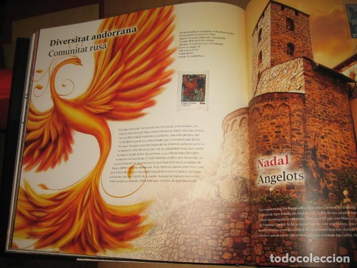Sellos: LIBRO DE CORREOS VALORES EN EL TIEMPO ESPAÑA Y ANDORRA 2019 - Foto 6 - 194899947