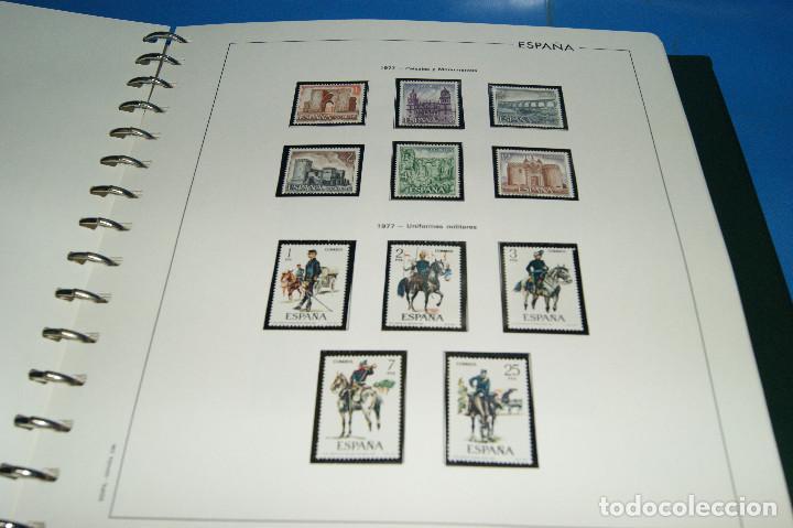 Sellos: Album de sellos de ESPAÑA edifil + de 500 sellos de España-buen estado - Foto 5 - 195109111