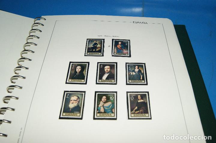 Sellos: Album de sellos de ESPAÑA edifil + de 500 sellos de España-buen estado - Foto 6 - 195109111