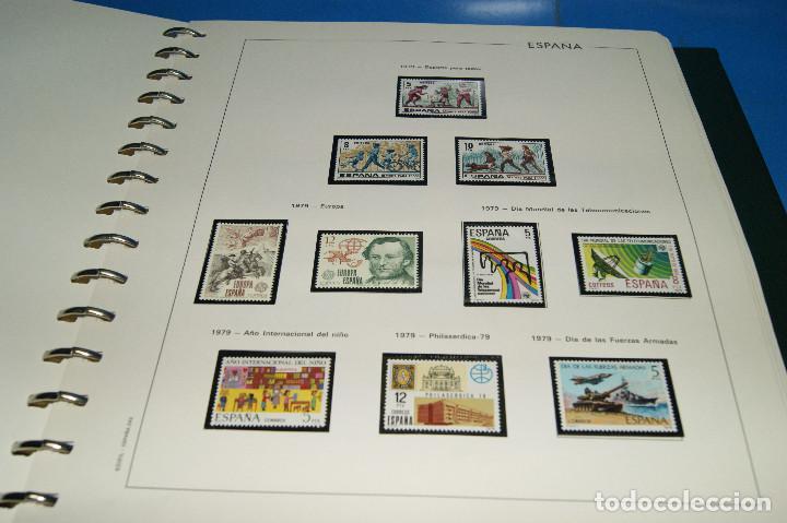 Sellos: Album de sellos de ESPAÑA edifil + de 500 sellos de España-buen estado - Foto 8 - 195109111