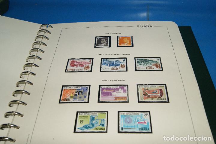 Sellos: Album de sellos de ESPAÑA edifil + de 500 sellos de España-buen estado - Foto 9 - 195109111