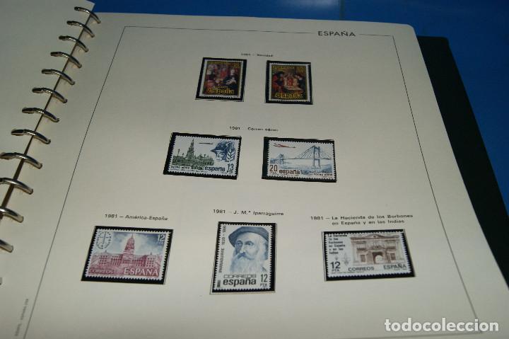 Sellos: Album de sellos de ESPAÑA edifil + de 500 sellos de España-buen estado - Foto 11 - 195109111