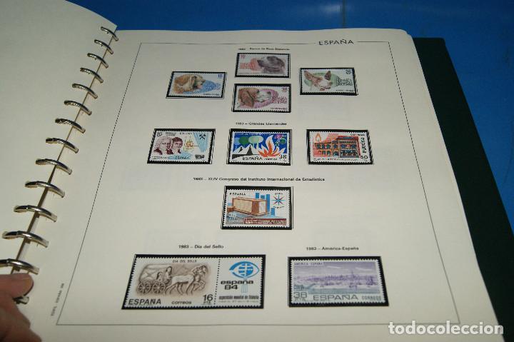 Sellos: Album de sellos de ESPAÑA edifil + de 500 sellos de España-buen estado - Foto 12 - 195109111